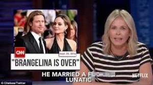 "Female Presenter mocks Brad Pitt for marrying Angelina Jolie: ""You Married A F***king Lunatic"""